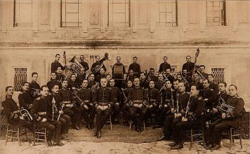 Klasik Batı Müziği Osmanlı Klasik Müzikleri Marşları Askeri Bandosu Musika Yı Hümayun 1920 ISTANBUL