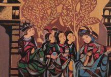 Musiki Kurumları Okulları Müzik Eğitimi. Osmanlı Devleti Sultanları Eski Tarihi Saray İstanbul Resimler Ottoman Empire Görsel Tablo Sanat Hayatı