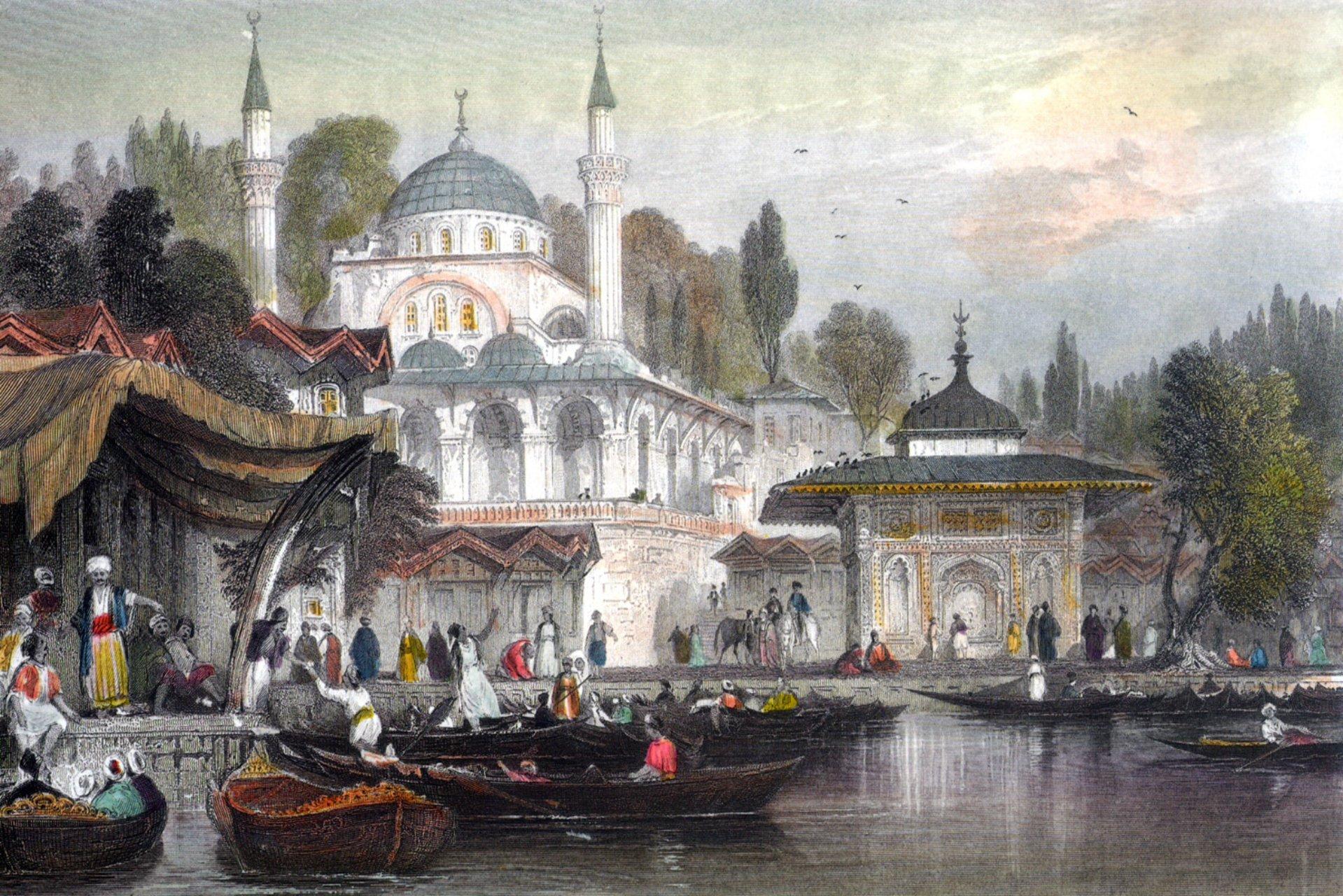 Osmanlı İmparatorluğu Eğlence Mutfak Sanat Ve Kültürü Osmanlı Devletinde Kültür Sanat Mimari Alanı Gelişmeler