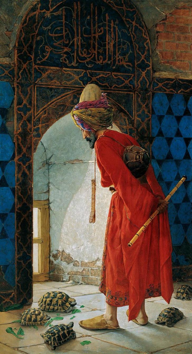 Osmanlı Resim Sanatı Ve önemli Ressamlar Ilk Ve Tek Osmanlı