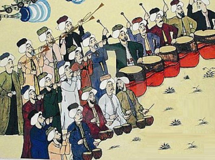 Osmanlı Sarayı Müzik Musiki Nedir. Tarihi Gelişimi Özellikleri Klasik Türk Müziği Geleneksel Sanat Ottoman Empire Görsel Tablo Sanat Hayat