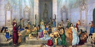 Osmanlıda Hamam Kültürü. Devleti Eski Tarihi Saray İstanbul Resimler Ottoman Empire Görsel Tablo Sanat Hayatı