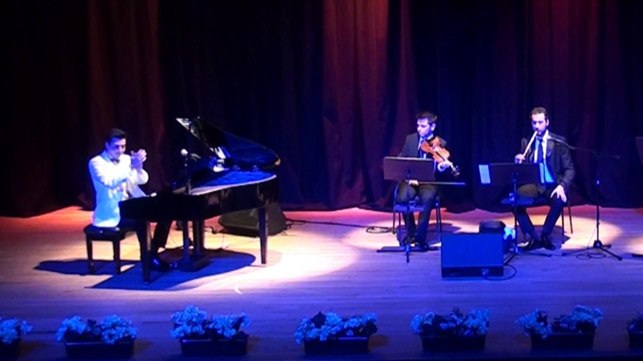 NIHAVEND LONGA Beste:Kevser Hanım Saz Semaisi Eserleri Klasik Türk Musikisi Piyano.Güneş Yakartepe