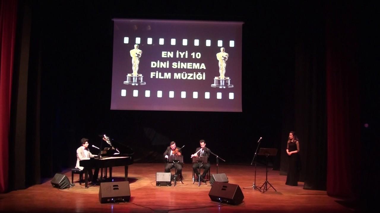 ÇAĞRI Film Müziği, Yabancı Dini Sinema Jenerik Müzik Piyanist Güneş Yakartepe Gençler Piyano Konseri