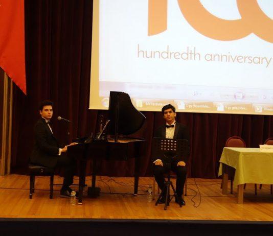 UYAN EY GÖZLERİM GAFLETTEN Senfonik İlahiler MTTB Milli Türk Talebe Birliği Merkezi Konser Salonu