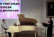 2020 YENİ ÇIKAN 11 ŞARKI BESTESİ YEPYENİ SON BESTELERİ Genç Besteci Güneş Yakartepe Yeni Son Beste Piyano Konser. PİYANO BESTELERİ GENÇ BESTECİLERİ SON BESTE ESERLER