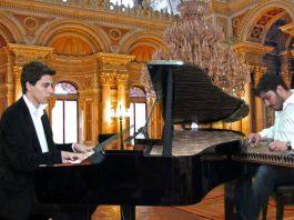 Kanun Piyano ŞEHNAZ LONGA Beste Santuri Ethem Efendi Osmanlı Sultan Abdülhamid Dönemi Bestekarı