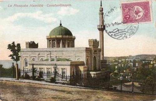 Necdet Cevahir Hamidiye Camii Yıldız Hamidiye Camii Yildiz Sultan Abdülhamid Mosque Istanbul Pul İmamı Ezan Sela Nota Piyano Ezanları Saatleri 1