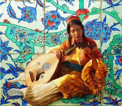 Osmanlı Kadın Bestecileri Musikişinas Kadınlar Osmanlı Sarayı Harem Müzisyen Naciye Sultan 1896 1957 Emine Hanedan Mensubu