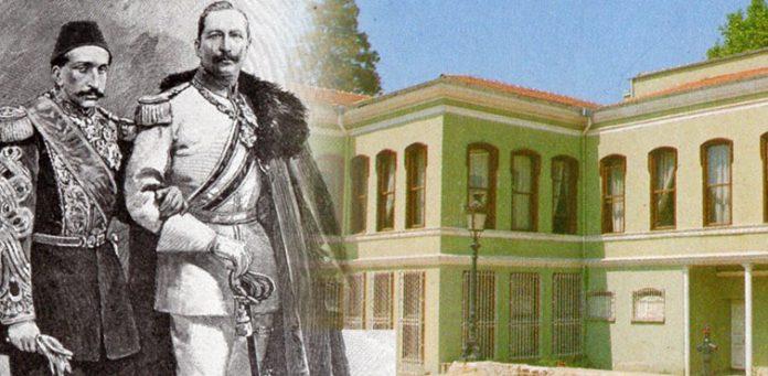 DUSSAP PAŞA Paul De Musika I Hümayun Osmanlı Askeri Saray Bandosu Klasik Batı Orkestrası Mehter Yerine Dusap Paşa Muzıka Yı Hümayun Komutanı
