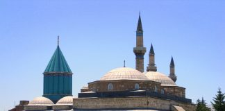 Mevlana Kimdir Hayatı Edebi Kişiliği Eserleri Turbesi Resimleri Mevlevihane Sema Osmanlı