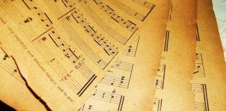 Osmanlı Müzik Notasyon Ve Nota Sistem Eski Tarihi Osmanlı Müzik Musiki Notaları Defter Kitap Ottoman Old Music