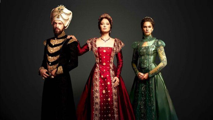 FOX Tv Muhteşem Yüzyıl Kösem Sultan Bağdat Fatihi 4. Murat Osmanlı Saray Jenerik Dizi Film Müziği Yeni Sezon 1.Bölüm Tanıtım ve Afiş Youtube