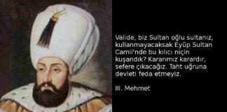 3. Mehmed Kimdir Dönemi Önemli Olaylar Dönemi Dış Politika Savaşlar Antlaşmalar Ve Gelişmeler. Üçüncü Mehmet Siyasi Olayları Osmanlı Devlet