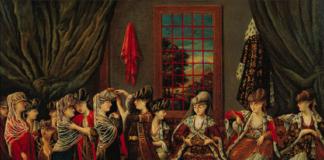 Batı .Türk Osmanlı Haremi. Harem Özellikleri Avrupa Osmanlıda Kadın Kadınlar Osmanlı Sarayı Harem Resim Görüntüleri Ottoman Empire Palace