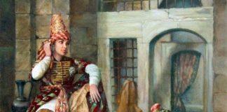 Harem Müzik Hocası Hacı Sadullah Ağa ile Cariye İlgi̇nç Aşkı Film Oldu