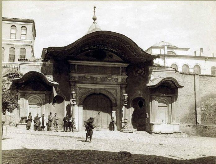 II. Mahmud Dönemi Protestanlar Nakşibendiler Vahabiler Bab ı Ali.Eski Istanbul