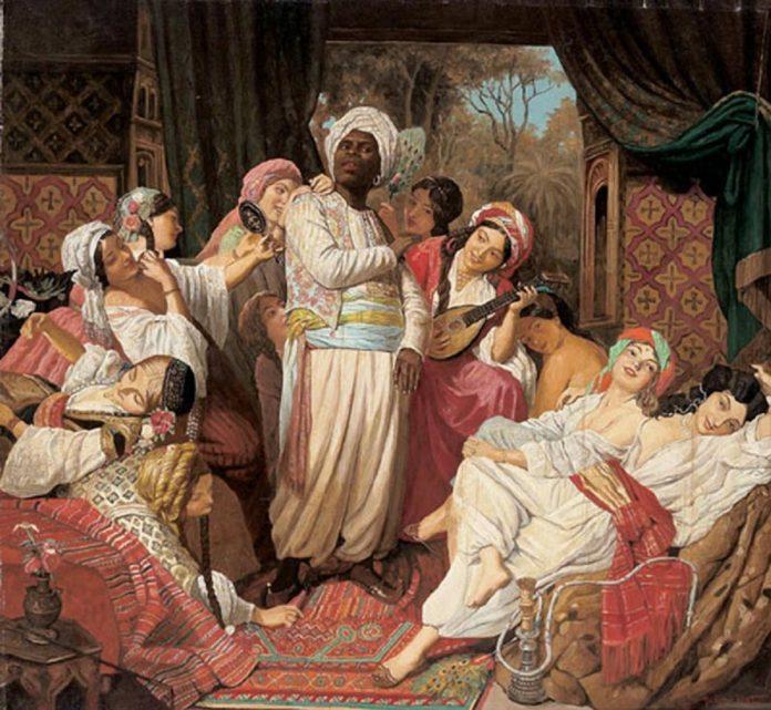 Kızlar Ağası Harem Ağası Ya Da Darüssaade Ağası Osmanlı Haremi Baş Yöneticisi Gizemli Sirlari Osmanlıdaki Gizemli Harem Hayatı Osmanli Imparatorlugu Harem Odasi