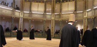 Mevlevîlik Ve Yeniçeri Ocağının Kapatılması. Galata Mevlevihane Sema Osmanlı Mevlevi Ney Neyzen