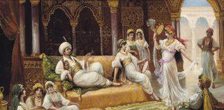 OSMANLIDA HAREM HAKKINDA BİLİNMEYENLER 30 İLGİNÇ MALUMAT 30 GÖRSEL TABLO Önemli Bilgi Resim Tablosu Ile Osmanlı Sarayı Haremi Nedir