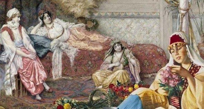 Osmanlı Devleti Harem Ne Demektir Osmanlı Saray Haremi Bilgileri Ve Resimleri Music Palace Harem. Ottomano Sultan Çalgı Resimleri Osmanli Haremi Hakkinda