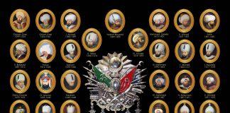 Osmanlı Devleti Kuruluş Yükselme Duraklama Dağılma Dönemi Sultanları Dönem Saltanat Yılları Listesi Toplu Osmanlı Hanedanı Padişahları Resimleri Sarayı