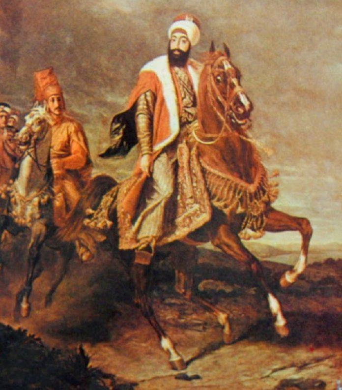 Osmanlı Modernleşmesi Dönüm Noktası II.Mahmud'un Devri Kıyafet Inkılabı öncesi II. Mahmud Han Ottoman
