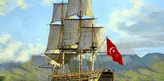 Osmanlı Padişahı Sultan 3. Selim Dönemi Donanma Ve Tersane Askeri Deniz Osmanli Donanmasi Gemi Bahriye Savaş