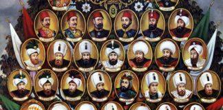 Osmanlı Sultanları Ve Hüküm Sürdükleri.Yılların Listesi Osmanlı Padişahları Ve Saltanat Yıllar