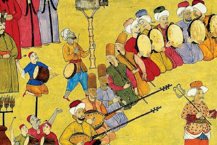 Osmanli Müzik Eğitiminde Musiki Kurum Okulları Osmanlı Sarayında Müzikler Musika Mekte