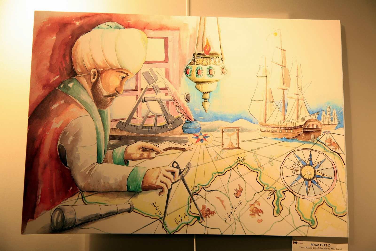 Piri Reis Osmanlı Türkü Denizci Amiral Ve Kartografı. Haritası Osmanlı Devleti İlim Teknik Osmanlı Devleti. Ünlü Türk Müslüman Bilim Adamları Kimdir Bilim Katkıları Nedir Turk Islam Bilginleri