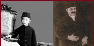Son Osmanlı Şehzadesi Bestekar Mehmed Seyfeddin Osmanoğlu Efendi Şehzade Besteci Mehmet Seyfettin Sultan Abdülaziz Oğlu. Anne Gevheri Kadınefendi..