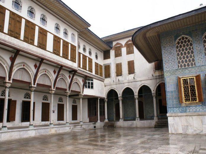 Sultan 3. Selim Dönemi Osmanlı Saray Haremi Yaşamı Sanat Ve Mimari Tesirleri Topkapi Palace Harem Imperial Hall Ottoman Empire 1