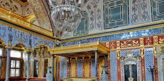 Sultan 3. Selim Dönemi Osmanlı Saray Haremi Yaşamı Sanat Ve Mimari Tesirleri Topkapi Palace Harem Imperial Hall Ottoman Empire