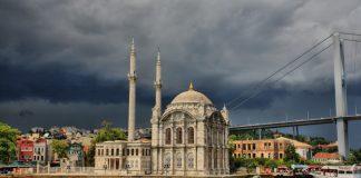 Sultan Abdülmecid Büyük Mecidiye Camii Ortaköy Camisi İstanbul Boğaziçi Beşiktaş Ilçesi. Ortakoy Ortaköy Büyük Mecidiye Camii. 2