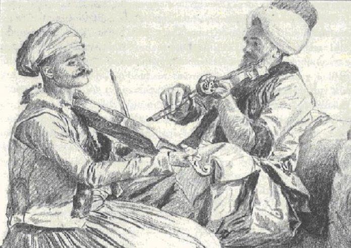 Sultan II. Abdülhamid Osmanlı Müziği Musikisi Müzisyenleri Türk Müzik. Musiki Müzikçiler Müzisyenler Müzikleri