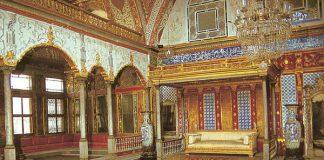 Topkapı Sarayı Sultan 3. Selim'e Ait Musiki Meşk Odası