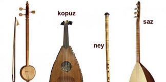 Klasik Türk Osmanlı Müziği Enstrümanları Musiki Sazları Müzisyen Resim Çalgı Sazı Nota Osmanlı Music Instrument Sazları Musiki Nedir Müzik Çalgıları Eserleri
