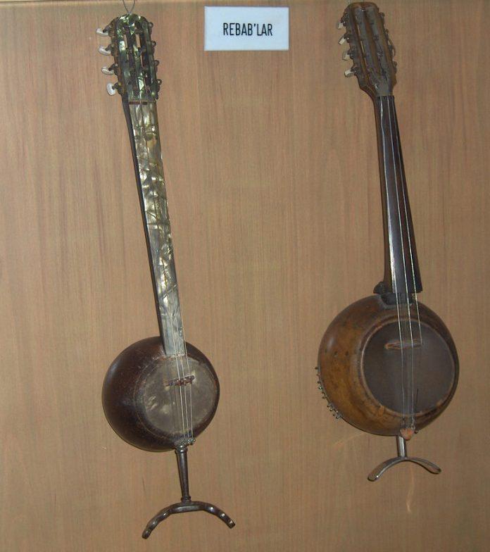 Rebab Nedir Türk Osmanlı Klasik Türk Müziği Dini Tasavvufi Musiki Çalgısı Yaylı Telli İslam Din İlahi Sufi Tasavvuf Müzik Aletleri Reba