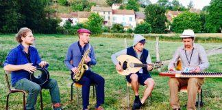 Osmanlı Müziği Yapan Avrupalılar Meşkhane Dört Müzisyen İstanbulda Kurdukları Meşkhane Adlı Grup Ile Osmanlı Müziğini Klasik Caz Müzikle Birleştiriyor