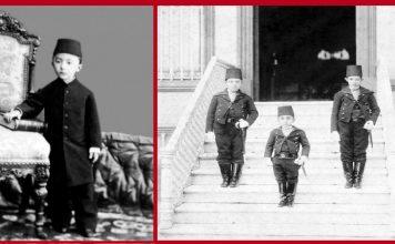 Son Osmanlı Şehzadesi Besteci Mehmet Burhaneddin Efendi.Sultanı II. Abdülhamid Aile Albümü Kitap Sultan Padişah Oğlu